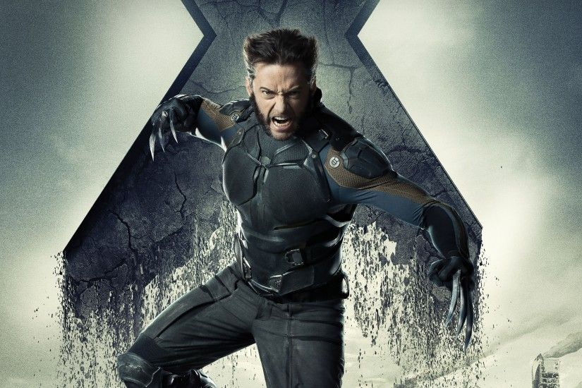 hugh jackman x men days of future past hd wide