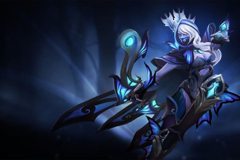 Awesome Drow Ranger Wallpapers Group 59