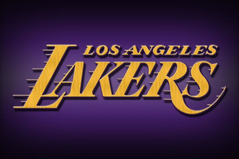 Los angeles lakers logo wallpapers HD.
