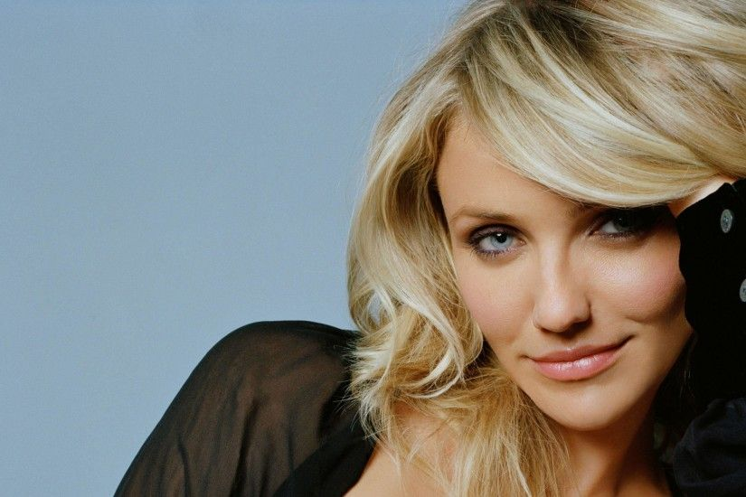 Cameron Diaz Smile wallpapers