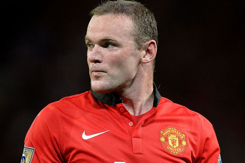 Preview wallpaper wayne rooney, football, manchester united 1920x1080
