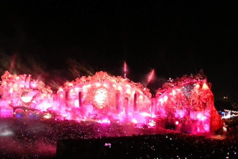 Tomorrowland 2014 Endshow Sunday