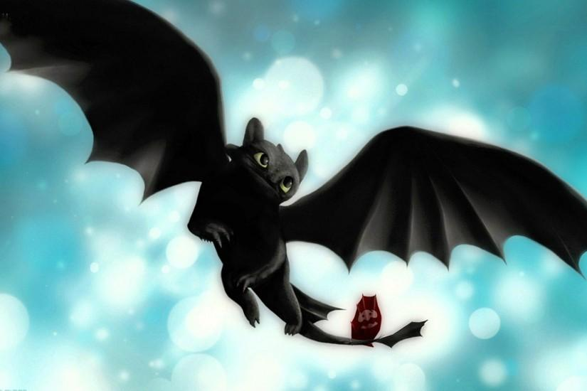 Toothless How To Train Your Dragon Wallpapers | Download High .