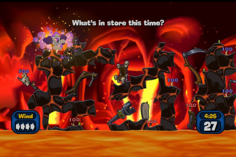 ... Worms 2: Armageddon Screenshots, Pictures, Wallpapers - Xbox 360 - IGN  ...