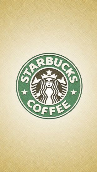 Starbucks Logo Coffee iPhone 6 Plus HD Wallpaper ...