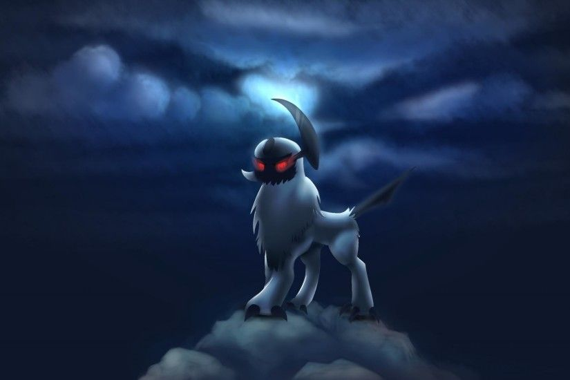 Pokemon monsters absol wallpaper | (36585)
