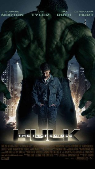 Download the incredible hulk movie mobile wallpaper 9768 2945564840