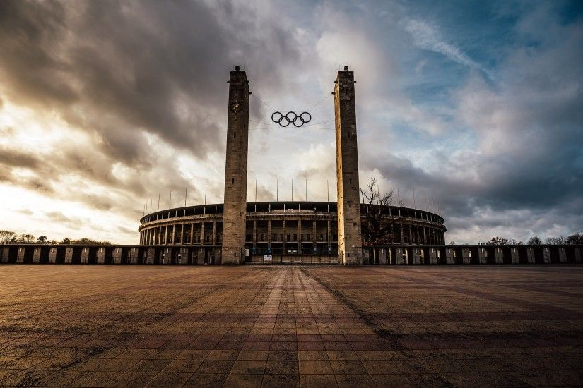 The Olympiastadion from Berlin is in this new authentic picture featured  below with permission of talented Danish photographer - Søren Thuesen ·  Download ...