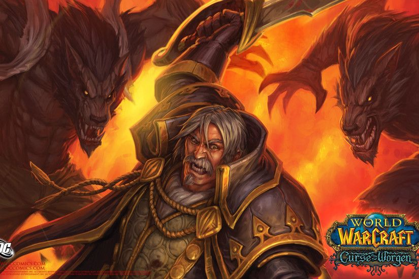 1 World Of Warcraft: Curse Of The Worgen HD Wallpapers | Backgrounds -  Wallpaper Abyss