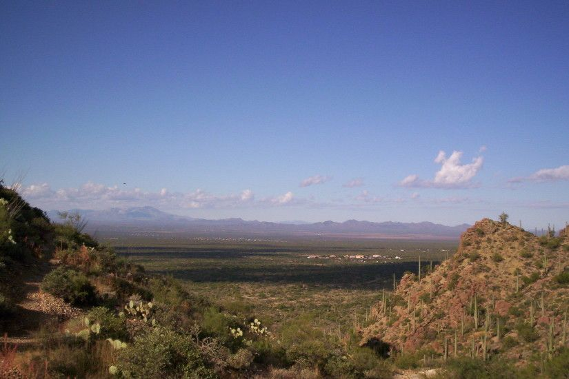 Arizona images Tucson- View from Gates Pass HD wallpaper and background  photos