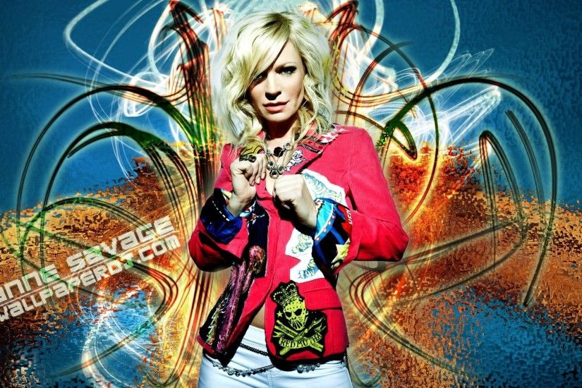 Wallpapers Backgrounds - Dj Anne Savage HD Wide Wallpapers picture