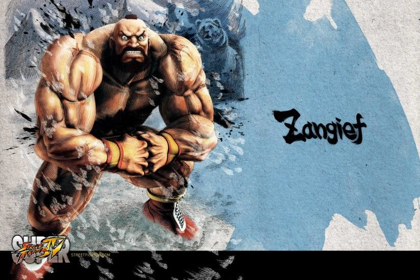 Zangief Wallpapers - HD Wallpapers 77826