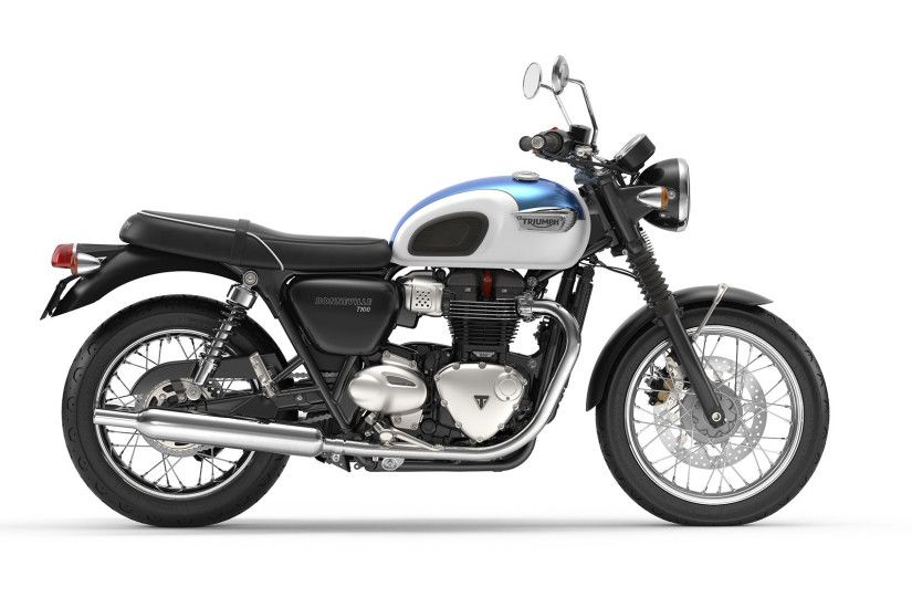 Vehicles - Triumph Bonneville Triumph Bonneville T100 Wallpaper