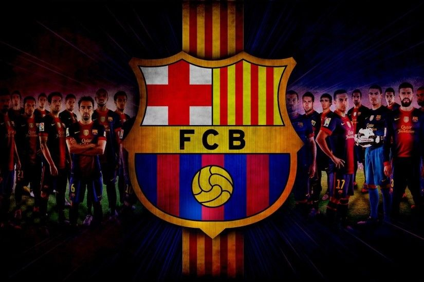 Fc Barcelona Wallpapers for iPad
