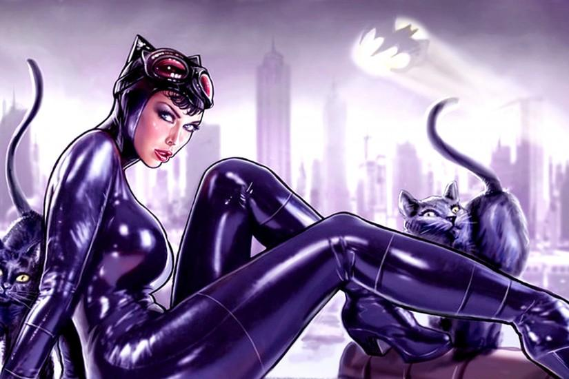 catwoman new 52 - 1080 HD Wallpaper
