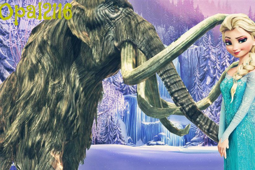 ... skyrim mammoth - HD Desktop Wallpapers | 4k HD ...