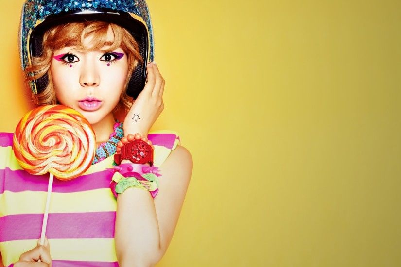 SNSD Sunny 2013 Photoshoot HD Wallpaper
