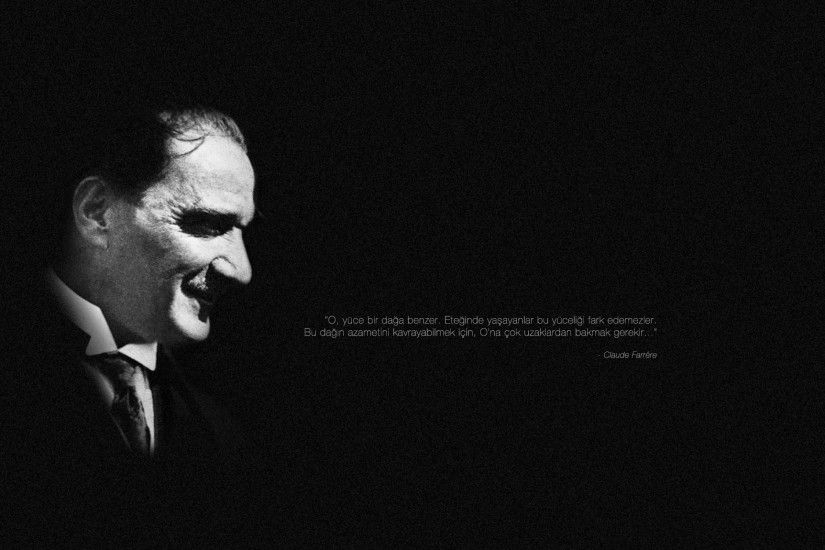 text quotes turkey ataturk mustafa kemal mustafa kemal ataturk 1920x1280  wallpaper Art HD Wallpaper