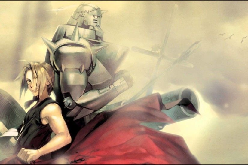 Anime Wallpapers Fullmetal Alchemist: Brotherhood HD 4K Download For Mobile  iPhone & PC