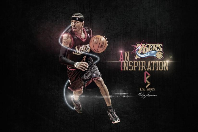 Allen Iverson Wallpapers HD | HD Wallpapers, Backgrounds, Images .