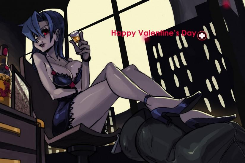 [Image - 648807] | Skullgirls | Know Your Meme