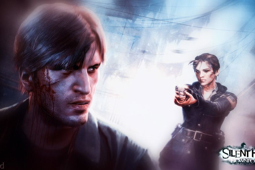 My Silent Hill Downpour Wallpaper 2