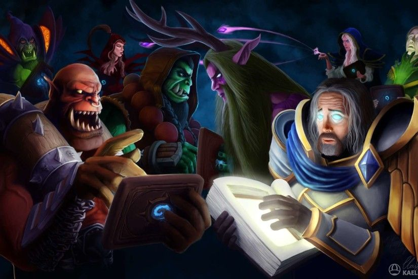 Hearthstone Wallpaper HD Best Collection Of Game Wallpapers