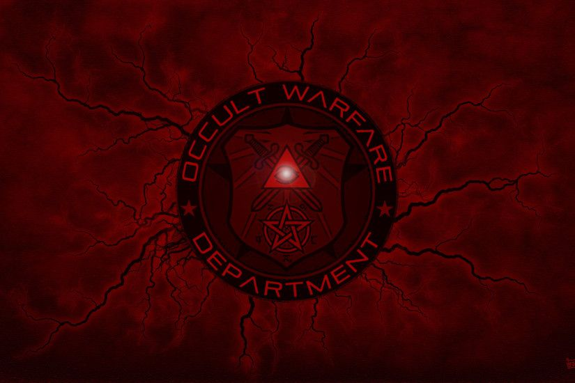 Occult Warfare Department by Cerberus071984 ...