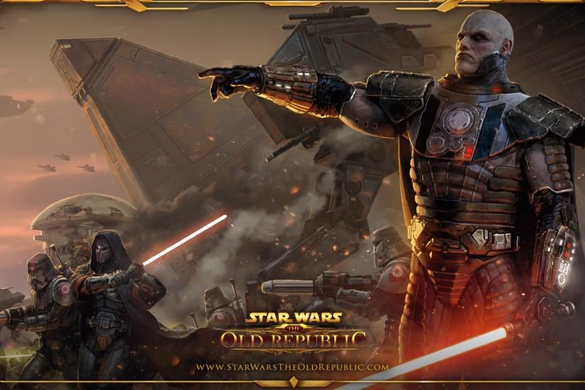 Star Wars Sith Empire Old Republic Kotor Wallpapers 2560x1440 · Free ...