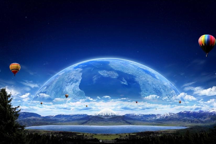 amazing planet wallpaper 1920x1200 pictures