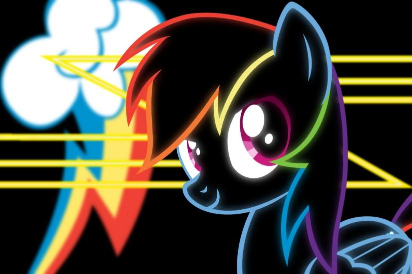 gorgerous rainbow dash wallpaper 1920x1080 windows xp