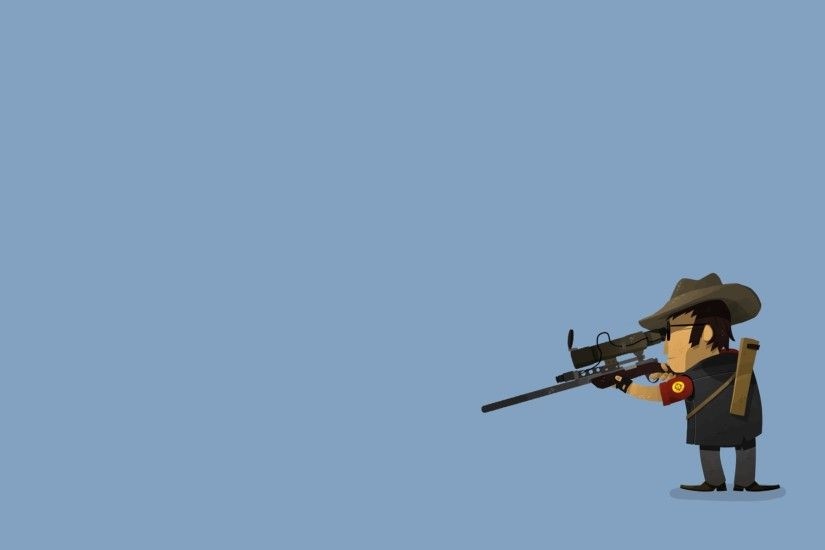 Video games team fortress 2 sniper tf2 wallpaper