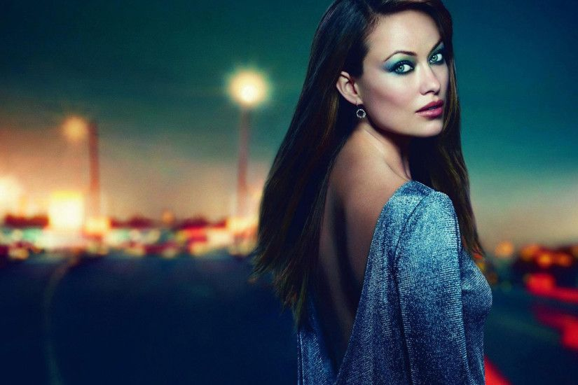 south mp3 songs: Olivia Wilde hot hd wallpapers