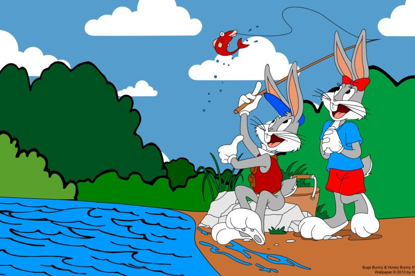 Looney tunes forest background - photo#24