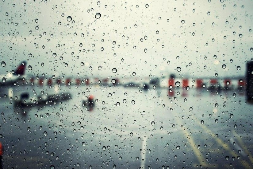 wallpaper.wiki-Rain-Window-Wallpaper-Full-HD-PIC-
