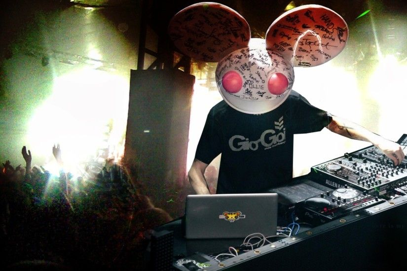 Deadmau5's New Album Is Ready And Media Says Its Insane!