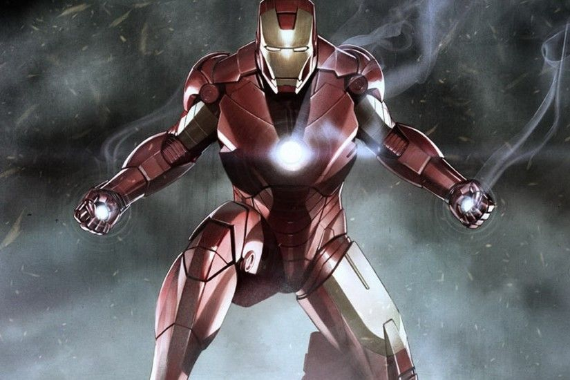 ... Iron Man HD Wallpapers 2