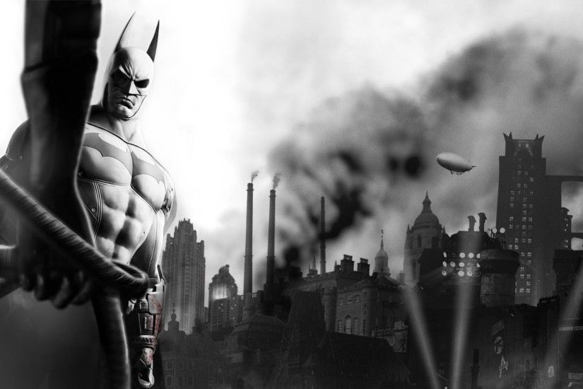Batman, Batman: Arkham City Wallpaper HD