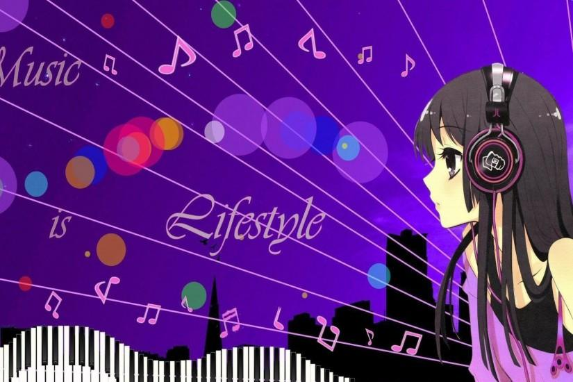 Anime Music Wallpaper - Anime Wallpapers (1514) ilikewalls.