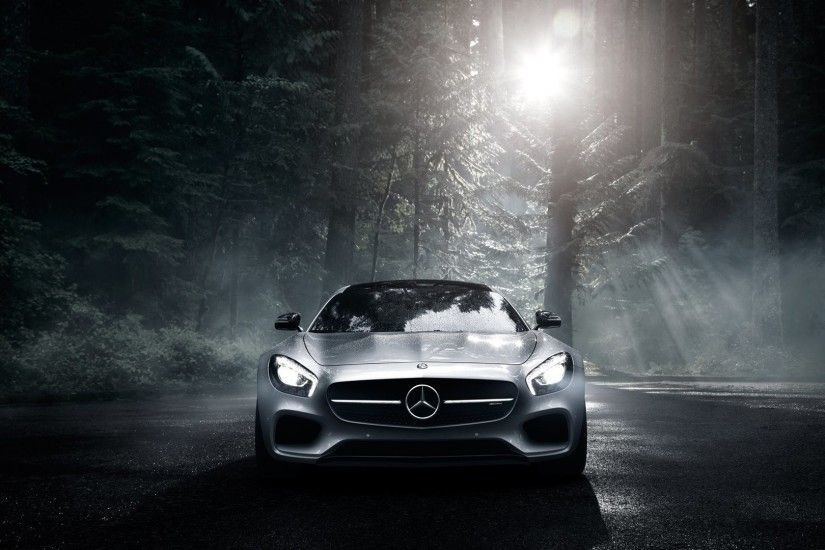 Mercedes Benz Famous Brand Cars HD Wallpapers
