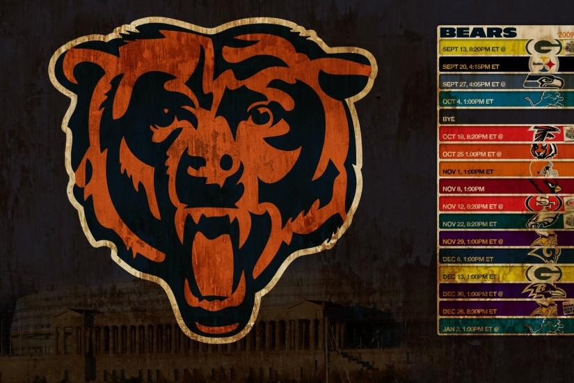 Chicago Bears Wallpaper 308530