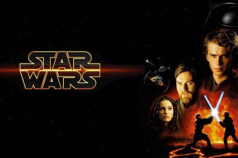 Movie - Star Wars Episode III: Revenge of the Sith Padmé Amidala Darth  Vader Anakin