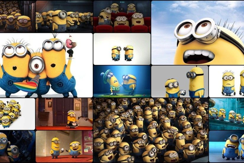 Despicable Me Minions wallpapers HD free - 388269
