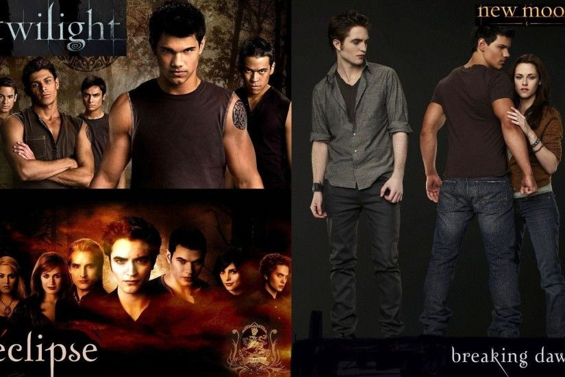 TWILIGHT SAGA Wallpaper •â™¥• - Twilight Series Wallpaper (9466390 .