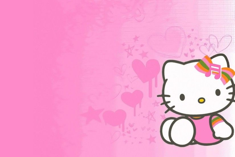 Hello Kitty Wallpaper (35 Wallpapers)