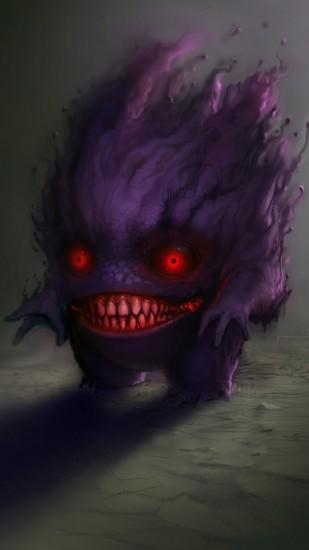 download gengar wallpaper 1080x1920 mac