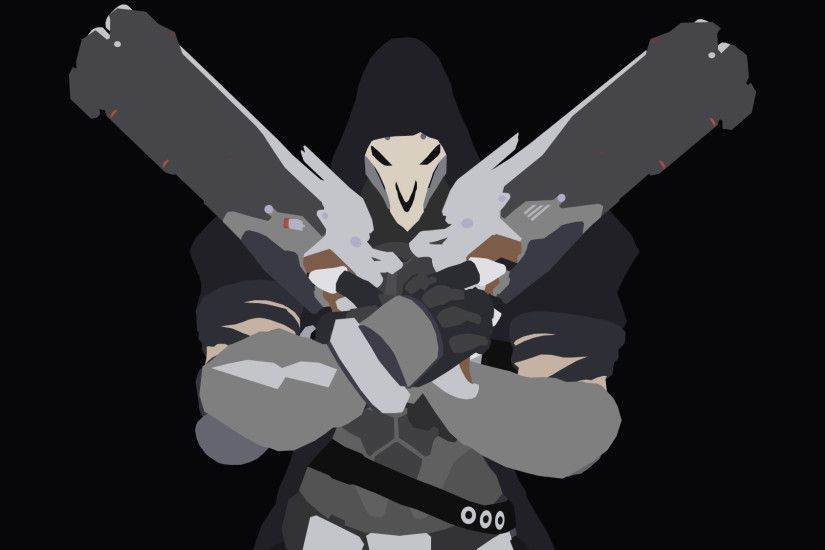 Reaper from Overwatch by Reverendtundra Reaper from Overwatch by  Reverendtundra