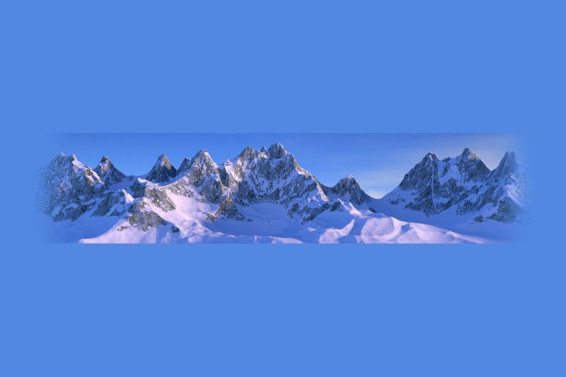 snowy mountains preview