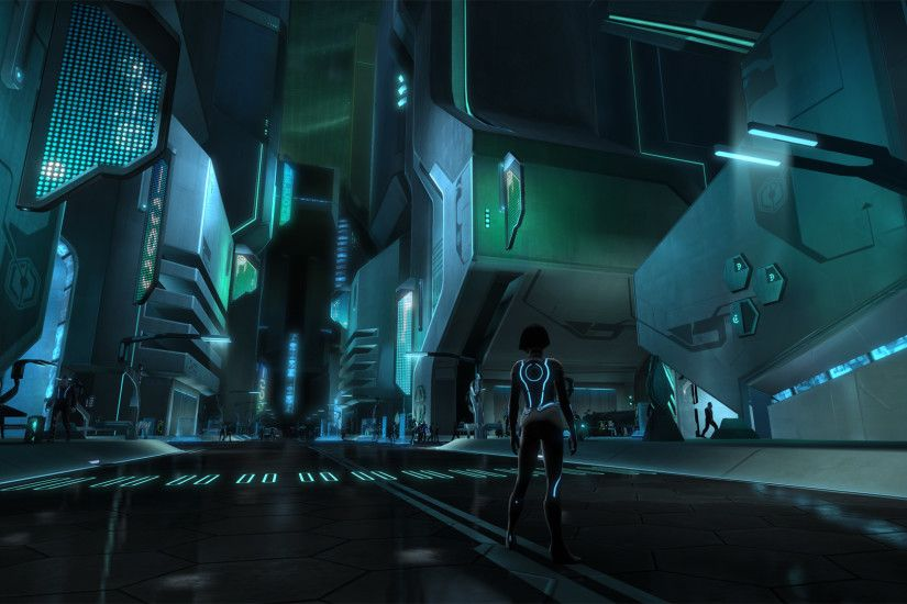 ... Tron Full HD Wallpaper and Background | 1920x1080 | ID:184935 ...