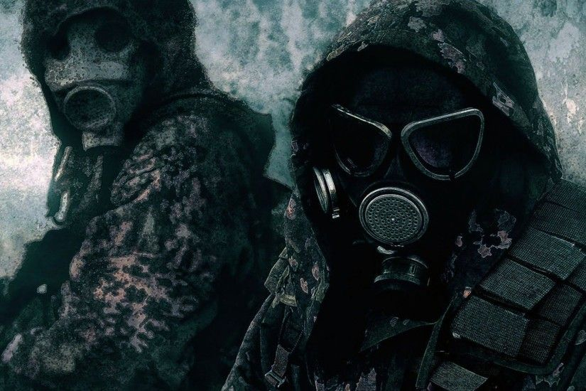 23 Gas Mask HD Wallpapers | Backgrounds - Wallpaper Abyss ...